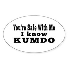 I Know Kumdo Decal