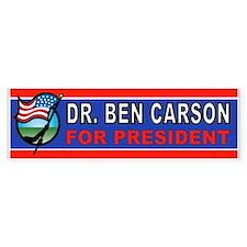 BEN CARSON Bumper Bumper Sticker