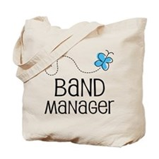 Cute Band manager Tote Bag
