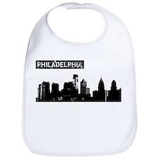 Philadelphia Skyline Bib