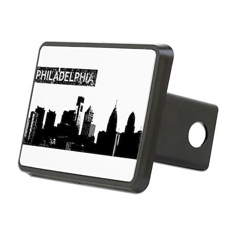 Philadelphia Skyline Hitch Cover