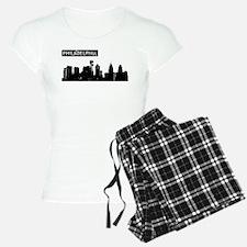 Philadelphia Skyline Pajamas
