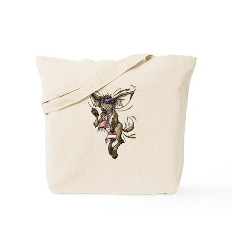 Dambo the fennec Tote Bag