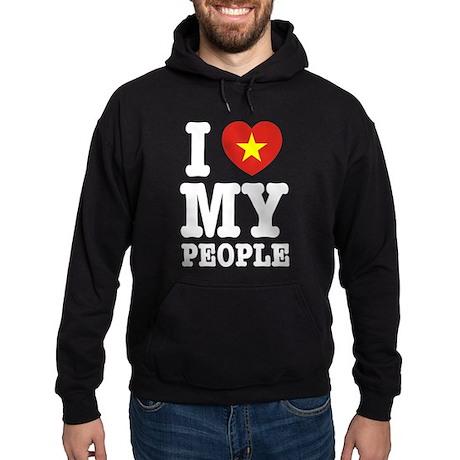 I Heart (Love) My Viet People Hoody