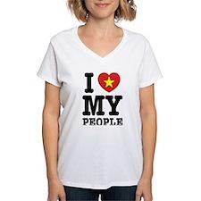 I Heart (Love) My Viet People T-Shirt