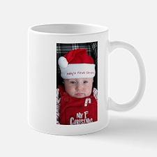 Baby's first Christmas Mug