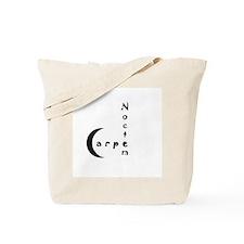 Carpe Noctem Tote Bag