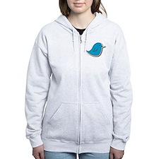 Vox Blue Bird Zip Hoodie