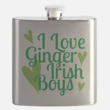 Ginger Irish Boys Flask