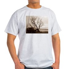 Vanagon by the Lake T-Shirt
