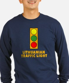 Lithuanian Traffic Light T