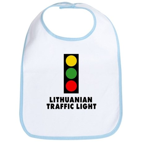 Lithuanian Traffic Light Bib
