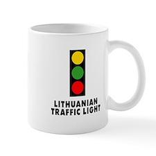 Lithuanian Traffic Light Mug