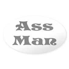 Ass Man Decal