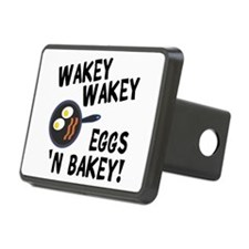 Bacon And Eggs Hitch Cover