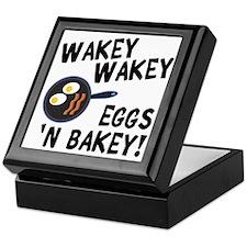 Bacon And Eggs Keepsake Box