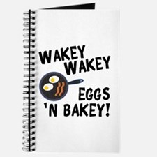 Bacon And Eggs Journal