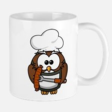 Owl Grill Mug