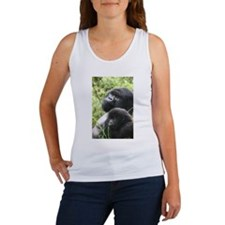 Mountain Gorilla Father Son Tank Top