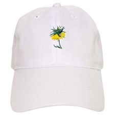 Fritillaire Imperiale ver Jaune By Redoute Baseball Cap