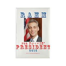 Rahm 2016 Rectangle Magnet