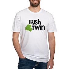 Irish Twin Shamrock T-Shirt