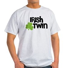 Irish Twin Shamrock T-Shirt