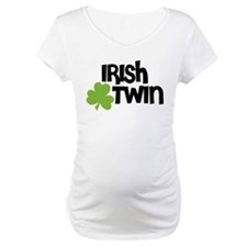 Irish Twin Shamrock Shirt