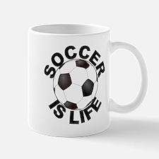 Soccer Is Life Mug