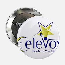 """Celevox Logo 2.25"""" Button"""