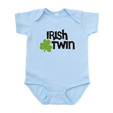Irish Twin Shamrock Body Suit