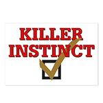 Killer Instinct Postcards (Package of 8)
