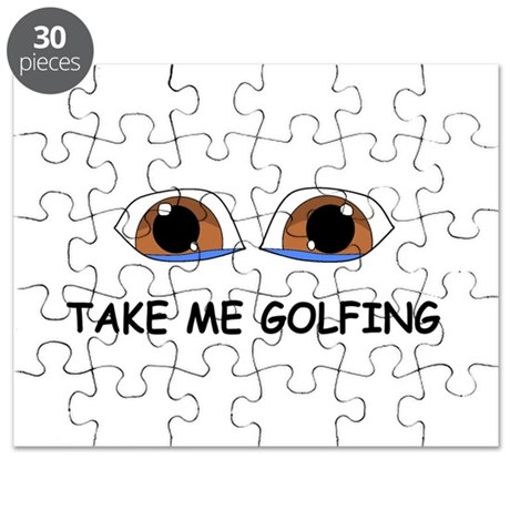 Take Me Golfing Puzzle