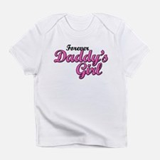 Unique Daddys little girl Infant T-Shirt