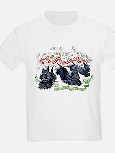 Tea Time for Scotties T-Shirt