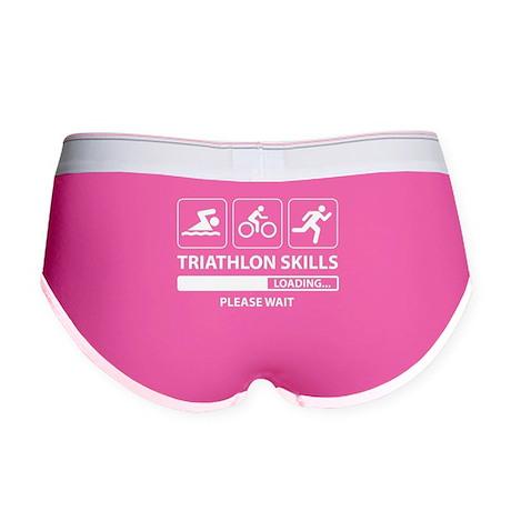 Triathlon Skills Women's Boy Brief