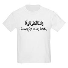 Sexy: Amarion Kids T-Shirt