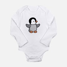Baby Penguin Body Suit