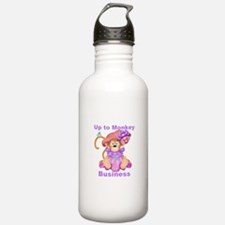 Monkey Business Water Bottle