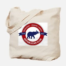 Hialeah Miami Lakes Republican Club Tote Bag