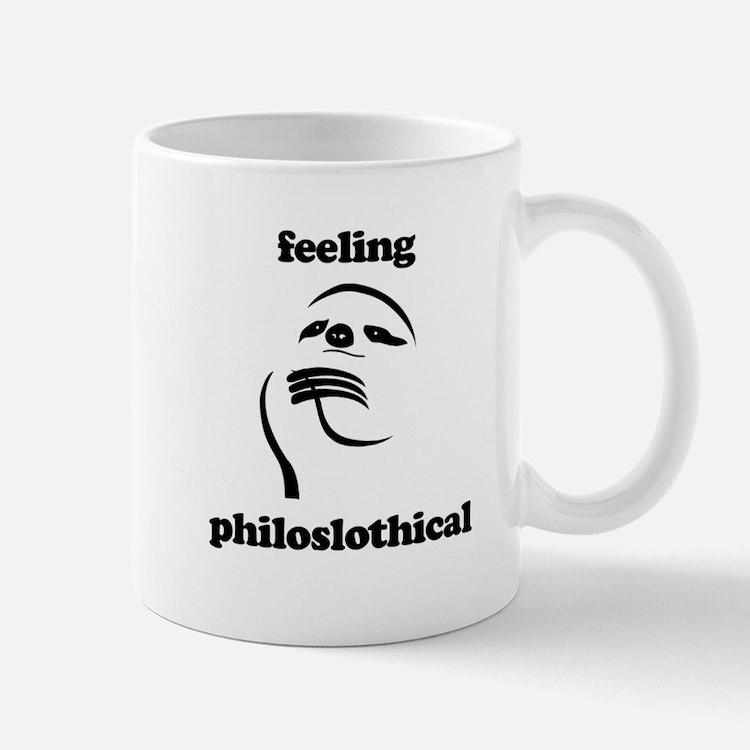 Feeling Philoslothical Mug
