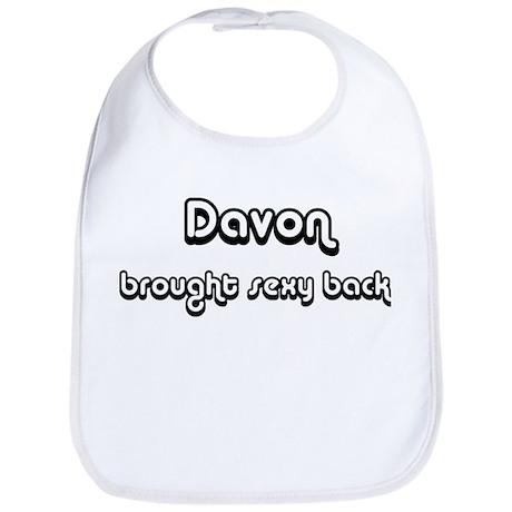 Sexy: Davon Bib