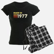 Made In 1977 Pajamas