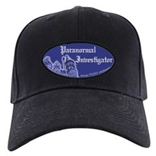 Haunted Mansion Paranormal Investigator Baseball Hat