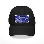 Haunted Mansion Paranormal Investigator Black Cap