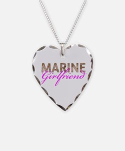 Marine Girlfriend Desert Necklace