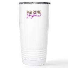 Marine Girlfriend Desert Travel Mug