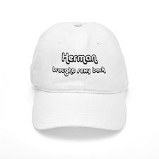 Sexy: Herman Baseball Cap