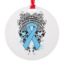 Support Prostate Cancer Cause Ornament