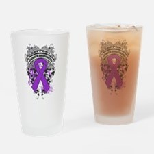 Support GIST Cancer Cause Drinking Glass